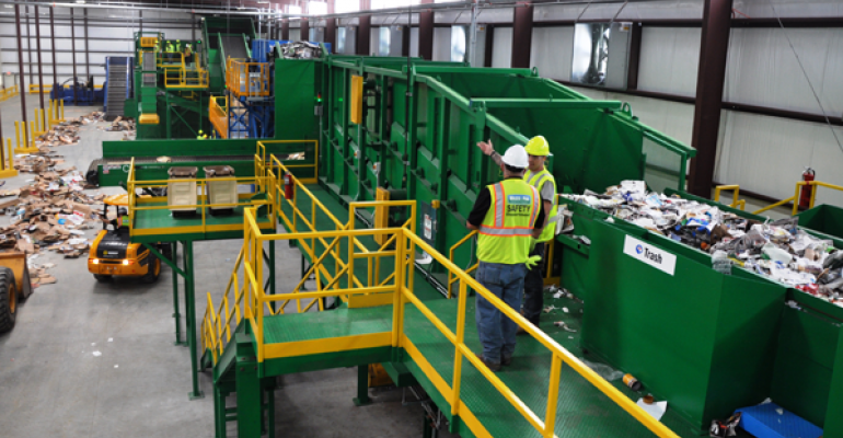 NWRA Releases Best Practices Guide for Temporary MRF Workers