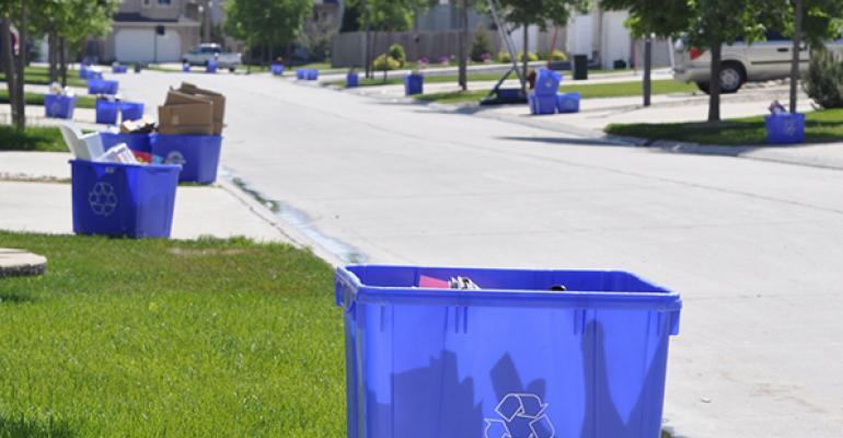 North Carolina Communities Scale Back Recycling Collections