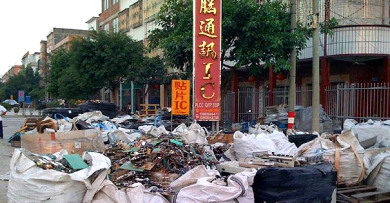 City of Edmonton Looking to Spend $2M on Waste Management Project in China