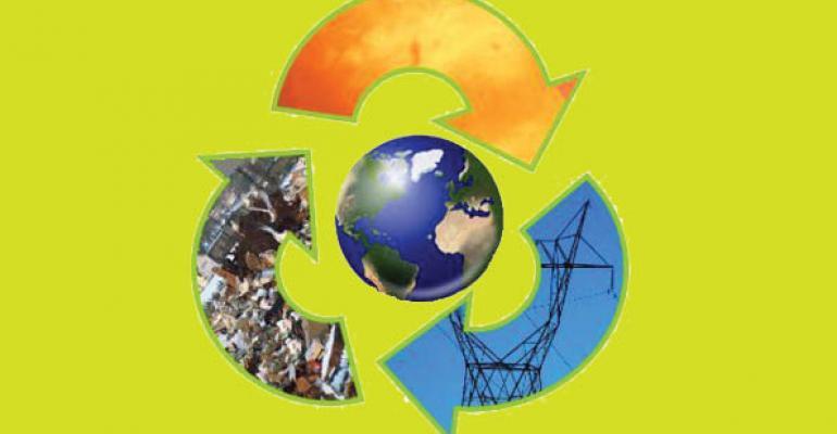 waste energy cycle