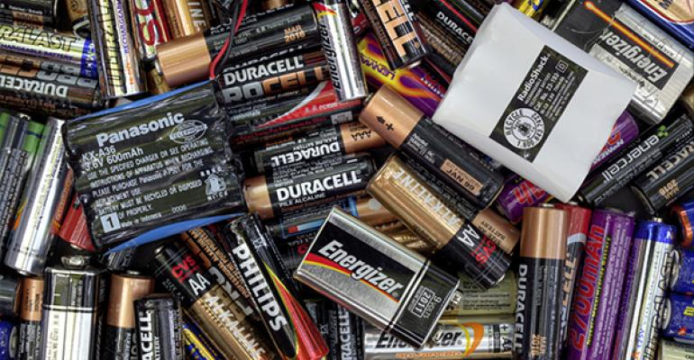 Energizer Makes First Recycled AA Batteries
