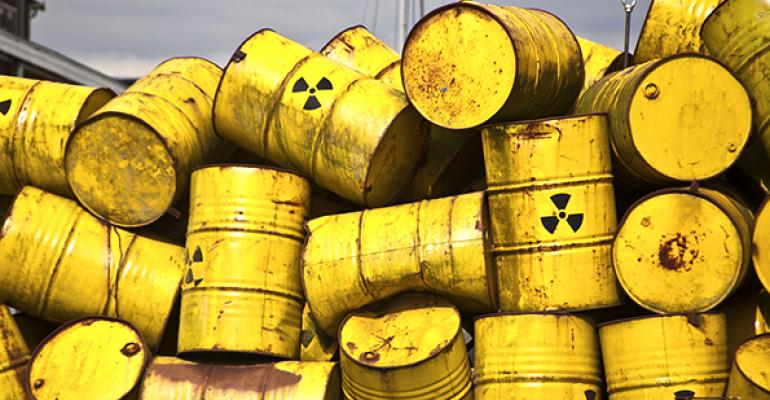 An introduction to the issue of radioactive wastes