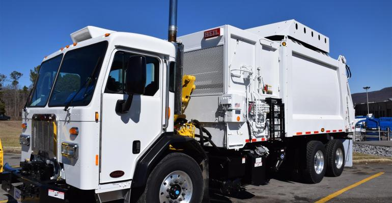 Automation Gives Lift to Ohio City's Solid Waste Collection