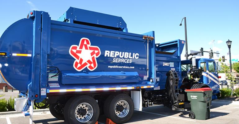 East Moline, Ill., Finalizes Private Garbage Collection