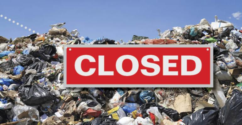 Hartford, Conn., Landfill Officially Closes after 75 years