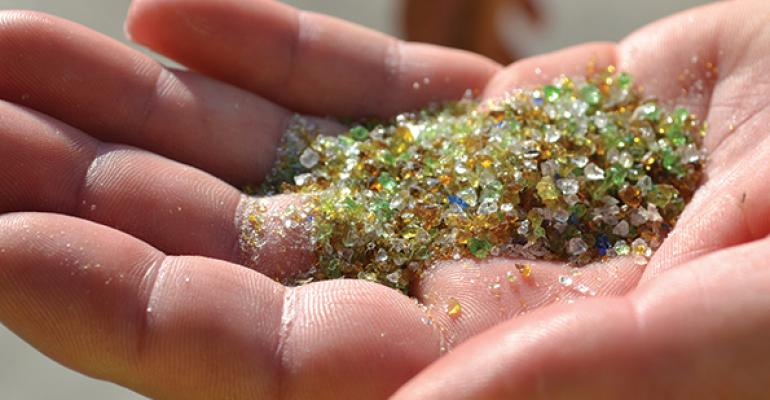 How One Hauler is Making Glass Recycling Work
