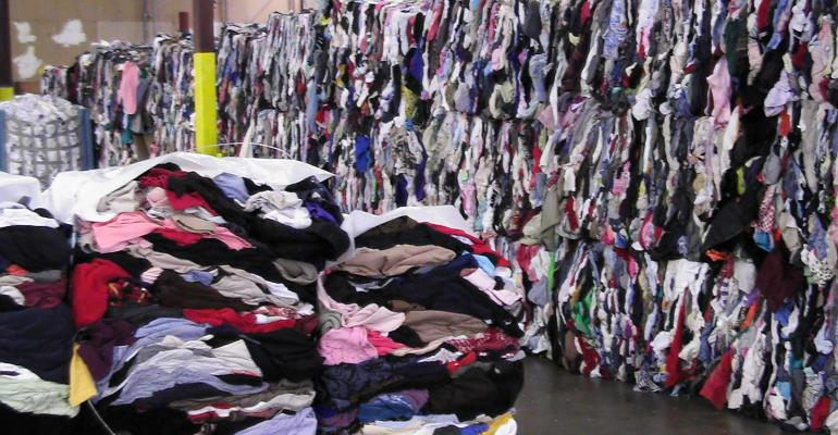 Curbside Textile Recycling Could be the Next Big Thing