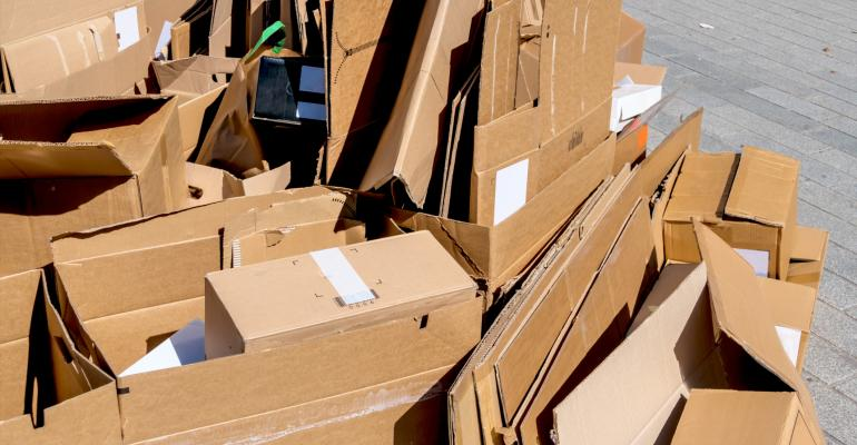 China Dealing with Surge in Packaging Waste