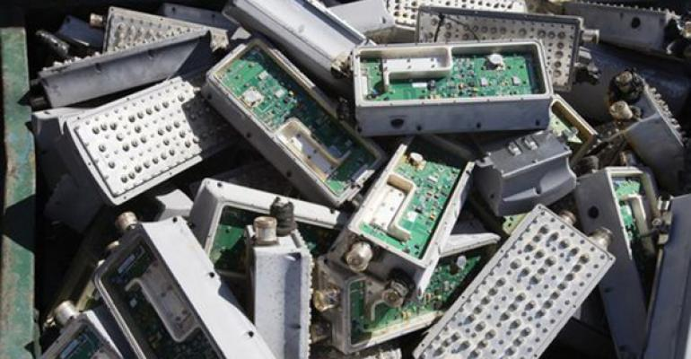 State Senate Votes to End N.C.'s New Electronics Recycling Program