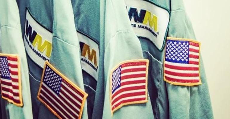 Waste Management Helps Veterans Secure Careers with a Purpose