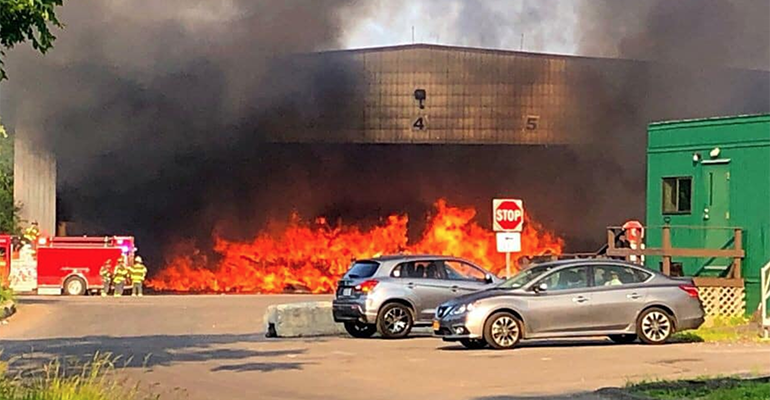 September 2019 Fire Report: The Lithium-ion Battery Problem Worsens