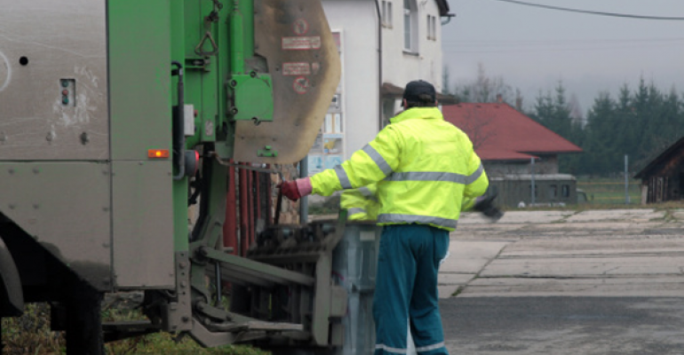 waste worker