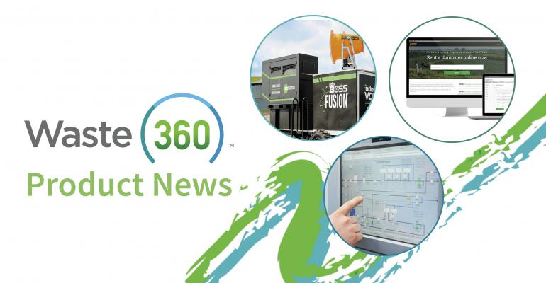 August 2019: Products that Power the Waste and Recycling Industry