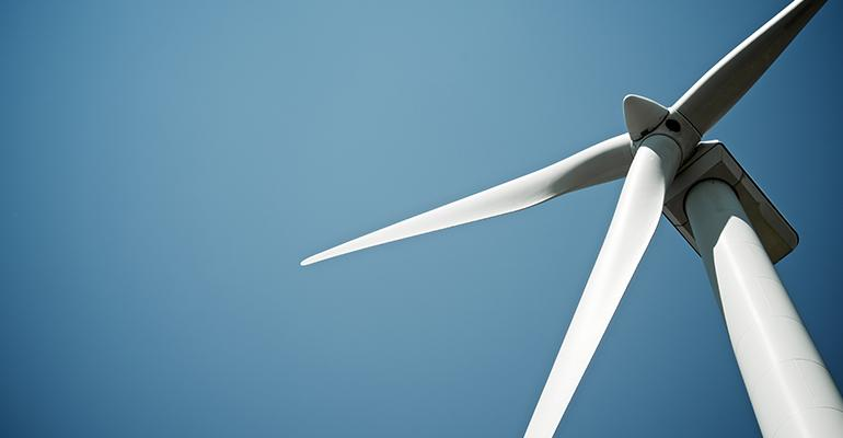 Wind Turbines and Waste Generation