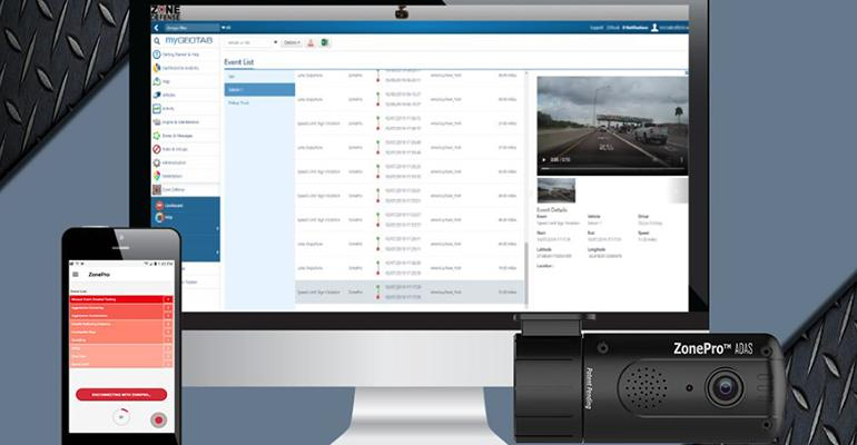 Safety System Manufacturer Launches AI-enabled Camera for Fleets
