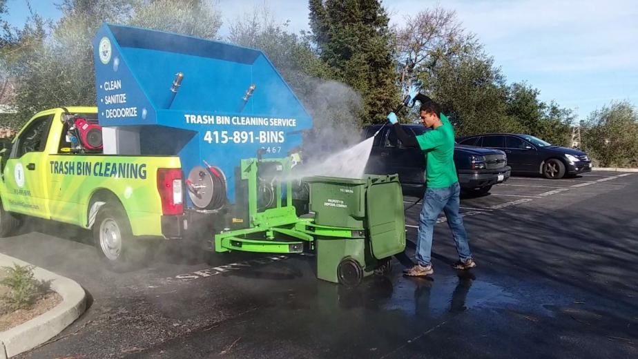 Six Handy Trash Bin Cleaning Services Waste360
