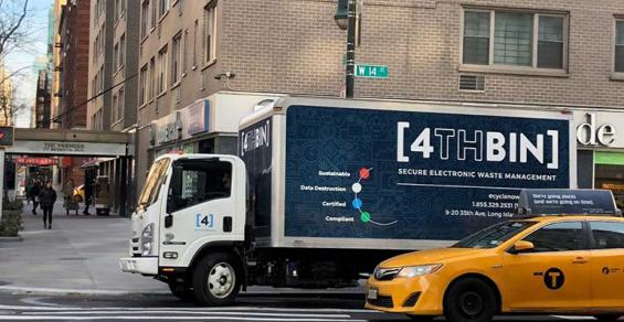 4THBIN Opens Fifth Location, Expands into Pittsburgh