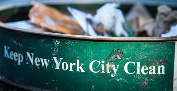 Cuts to NYC Sanitation Department Budget Creates Waste Pileup