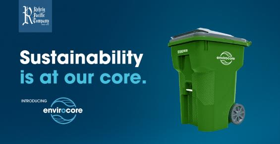 Rehrig Pacific Contributes to the Recovery of Over 1.4 Billion Pounds of Bulky Rigid Plastics with the Envirocore Cart