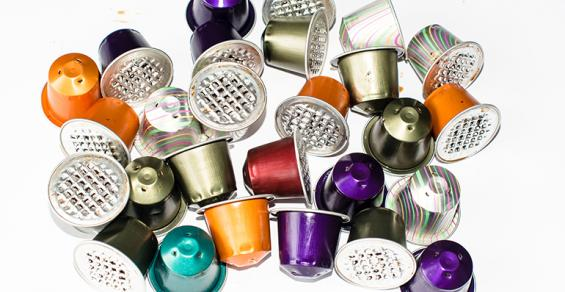 Nespresso Helps NYC Boost Aluminum Coffee Capsule Recycling