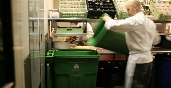 Restaurants Prioritize Food Waste Prevention