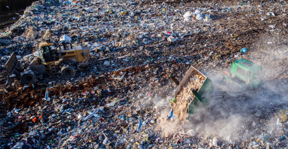 Maine Town Wants to Unearth Landfill Contents and Move Them