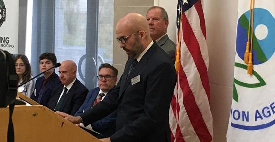 EPA, NWRA Honor Veterans in the Waste and Recycling Industry