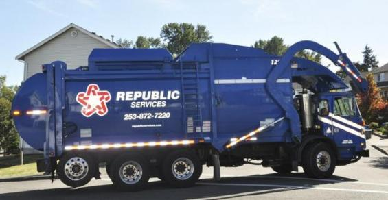 Republic Services Reports Robust Results in Q2 Resulting in Further Full-Year Financial Guidance Revision