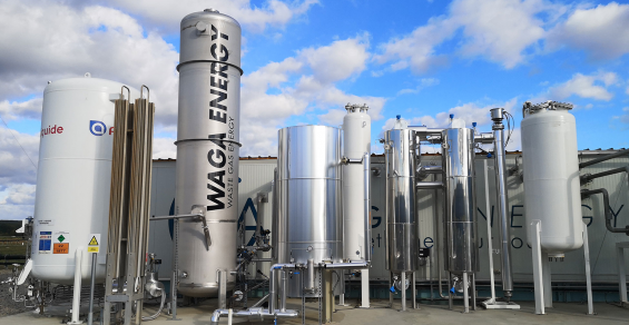 Waga Energy to Deploy RNG Technology in Quebec