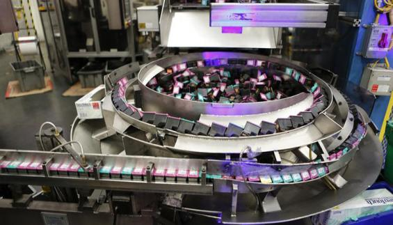 Behind the Scenes of HP's Tennessee Recycling Operations