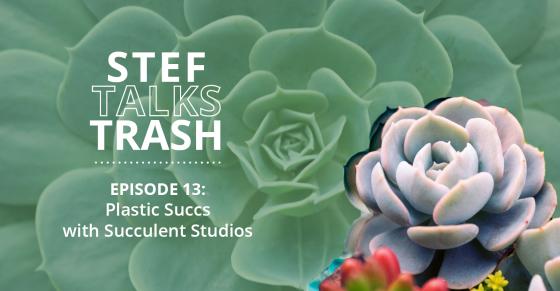 Episode 13: Plastic Succs with Succulent Studios
