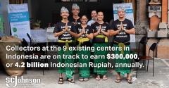 SC Johnson Plastic Bank Partner to Fight Ocean Plastic and Poverty