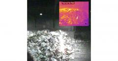 November 2019 Fire Report: A Live Lithium-ion Battery Explosion