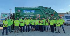 Judge: Waste Pro Workers Can Proceed with Overtime Suit