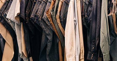 Wrangler Makes Sustainable Denim Line from Textile Waste