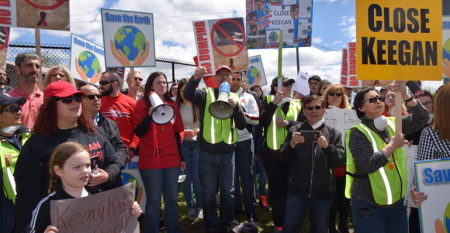 New Jersey Officials Agree to Cap Keegan Landfill