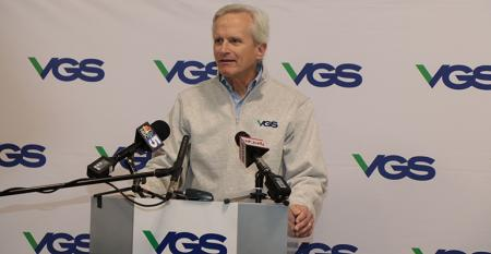 VGS Sets to Eliminate Greenhouse Gas Emissions by 2050