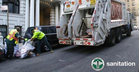 DSNY to Relocate Trash Trucks from NYC's East Village