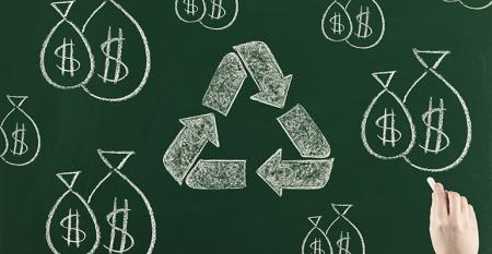 Notes from the Road and Recent Recycling Figures