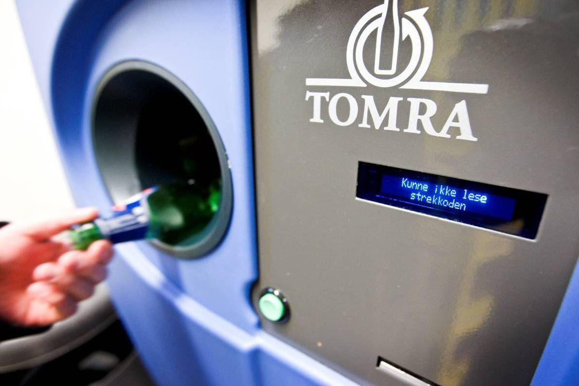Tomra Expands Smart Recycling Technology Unveils New
