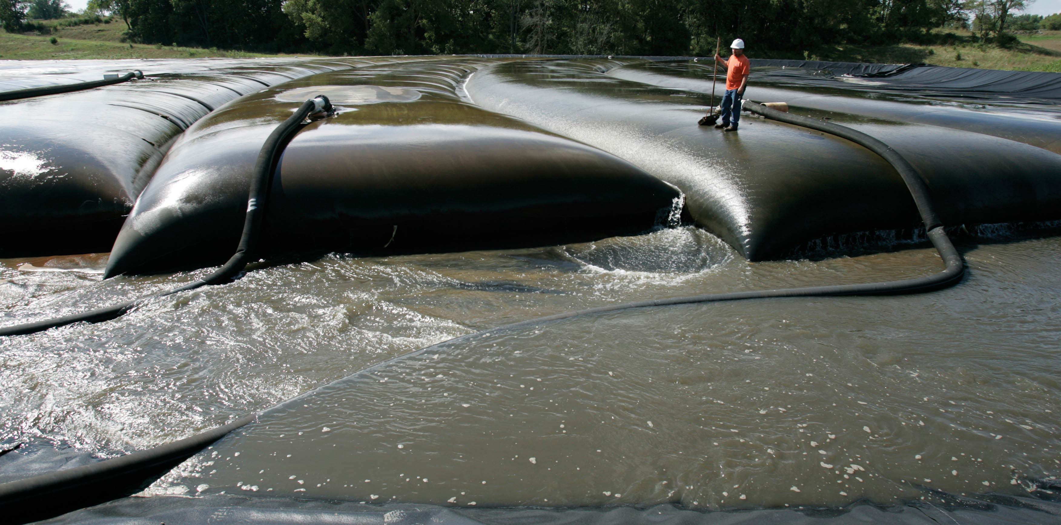 Pennsylvania Dep Changes Rules For Oil And Gas Sludge At