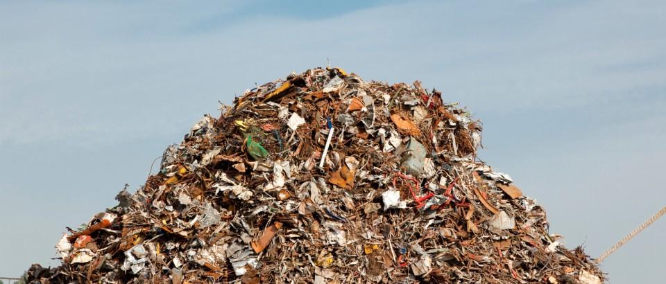 trash dumped illegally along philadelphia s river banks waste360