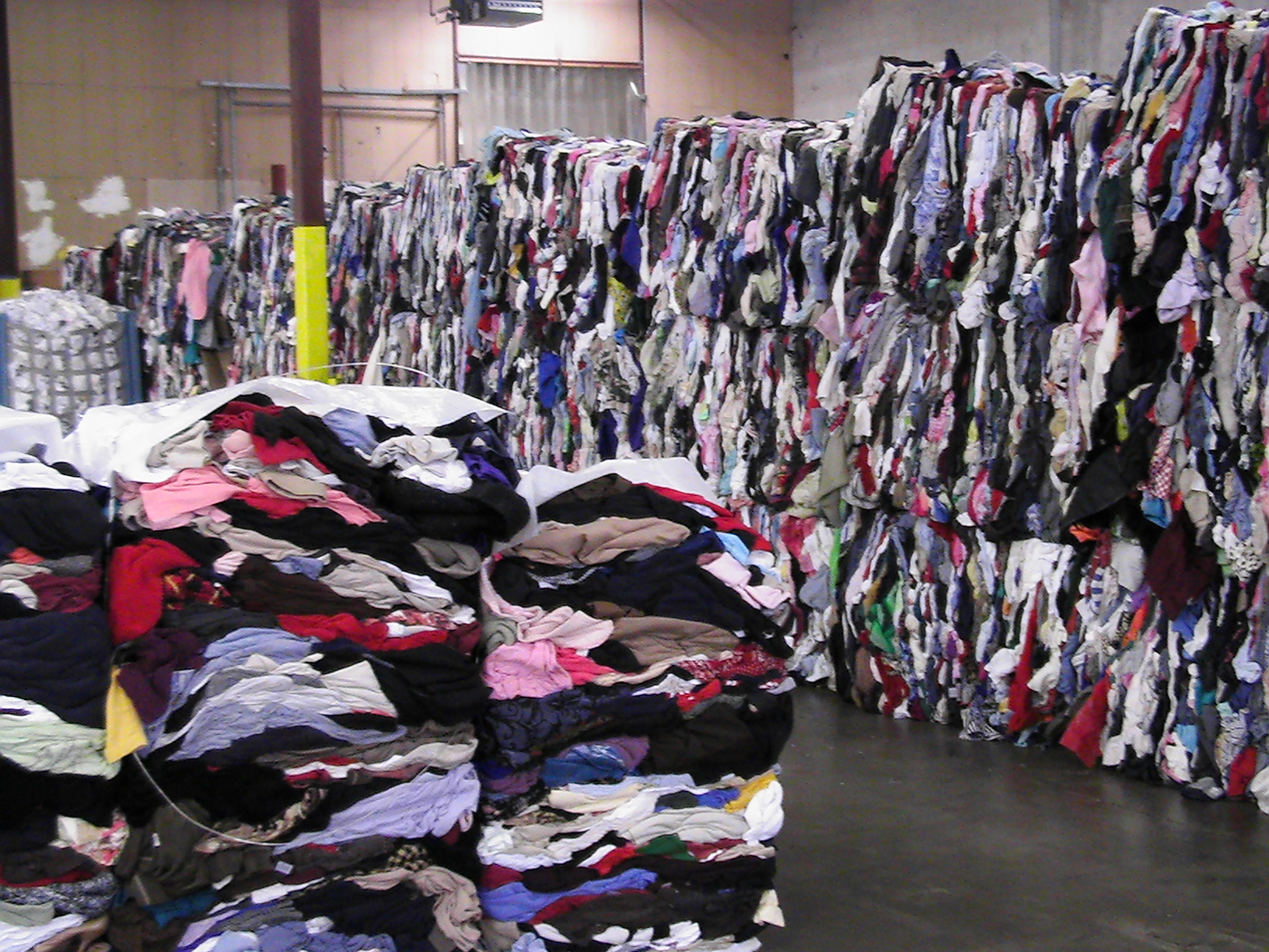The Renewal Workshop Helps Divert Textile Waste From